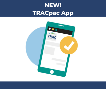 New TRACpac app ready for download